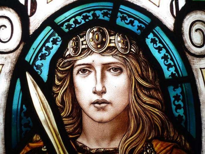 Боудикка — самая воинственная женщина кельтов