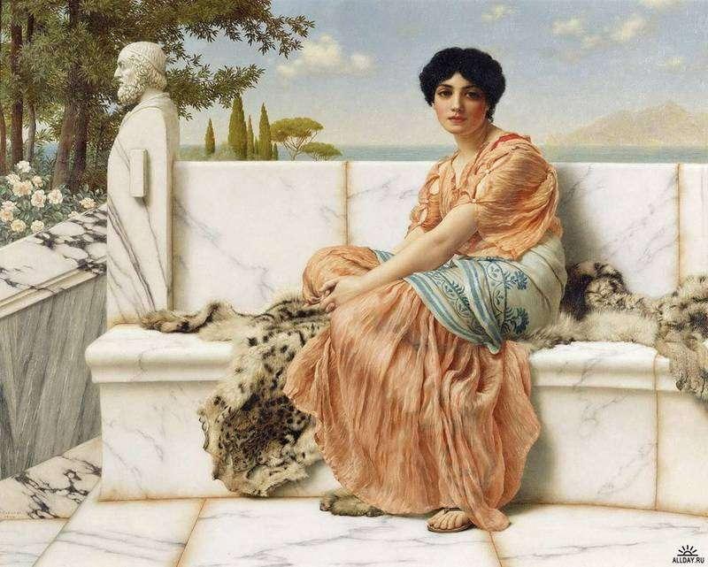 Таис Афинская — биография самой знаменитой гетеры в истории