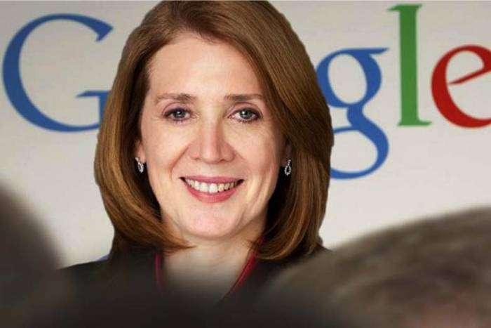 Рут Порат — финансовый директор Google Inc. с мая 2015