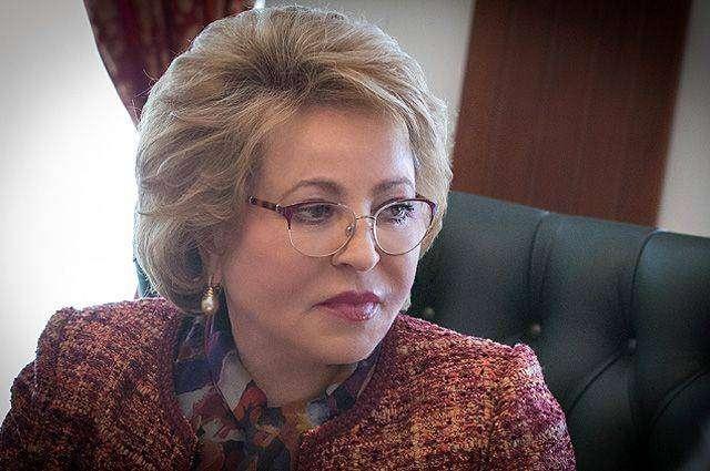 Валентина Матвиенко — женщина в большой политике и дипломатии
