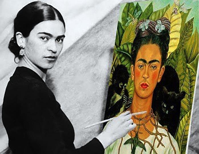 Фрида Кало — женщина, наполненная страстью