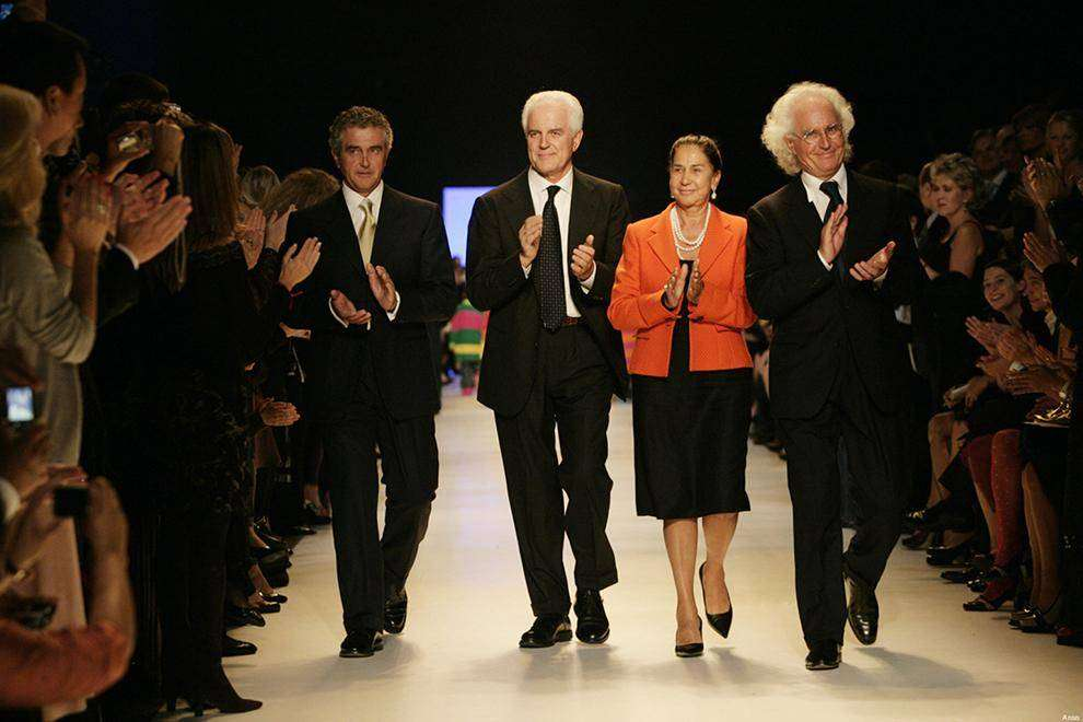 Джулиана Бенеттон — соучредитель Benetton Group