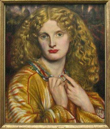 Елена Троянская, прекраснейшая из женщин не была причиной войны