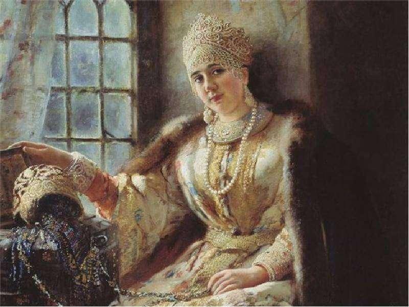 Царица Анастасия Романовна — единственная любовь Ивана Грозного