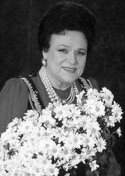 Людмила Зыкина — биография самой знаменитой певицы СССР