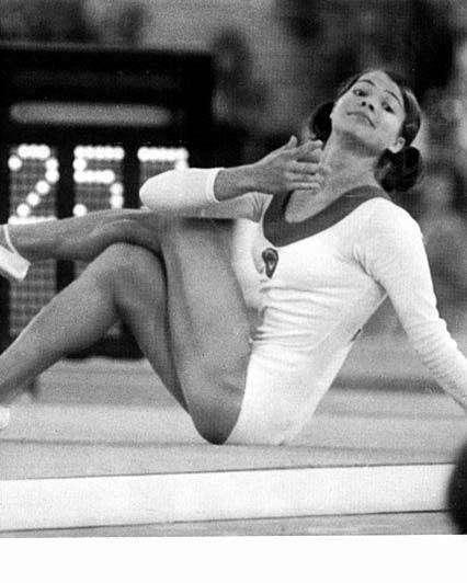 Людмила Турищева — биография гимнастки, четырёхкратная олимпийская чемпионка
