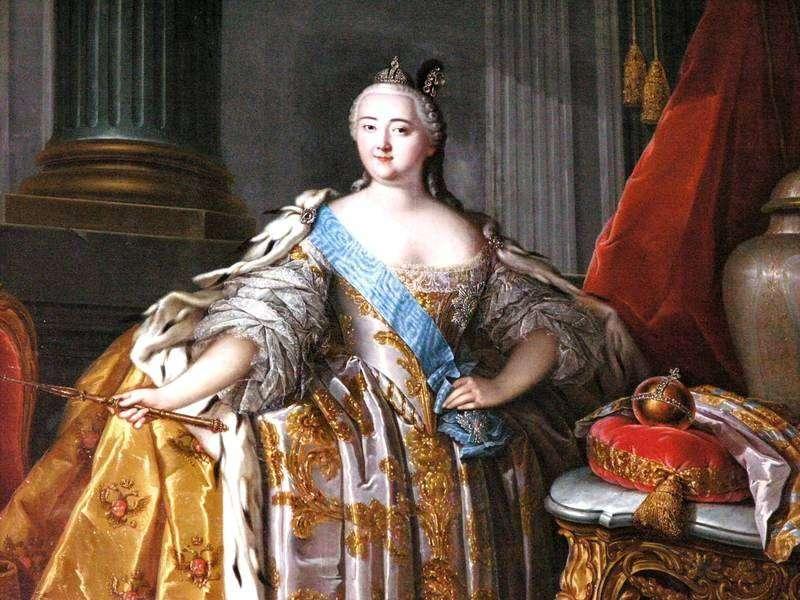 Елизавета I Петровна — биография императрицы