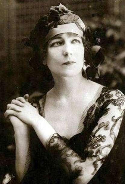 Ида Рубинштейн — первая внесла в балет эротику