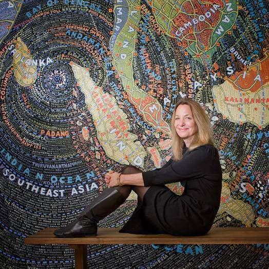 Пола Шер — самая известная женщина-графический дизайнер