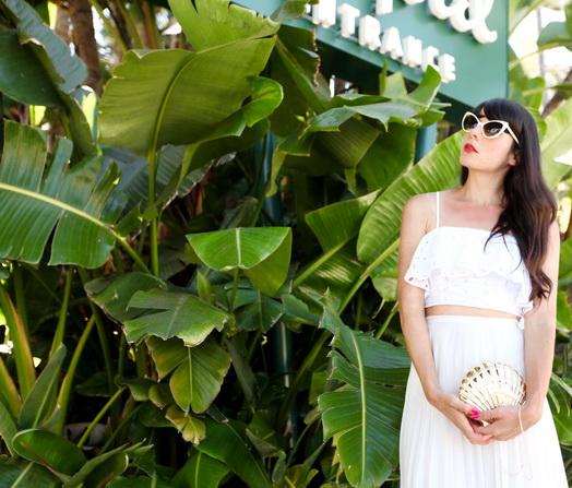 Аликс Банкул (Cherry Blossom Girl) — самый романтичный блоггер планеты
