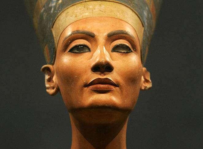 Нефертити — судьба самой красивой женщины Древнего Египта