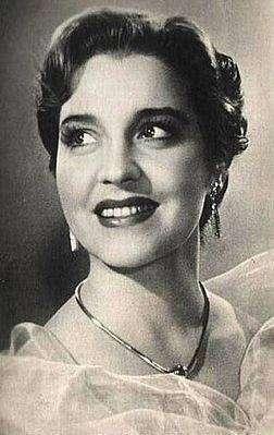 Евгения Козырева — биография советской актрисы