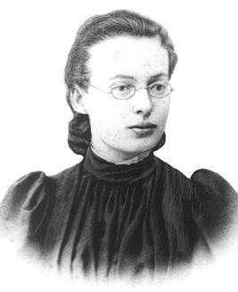 Любовь Запольская — одна из первых женщин-математиков в России