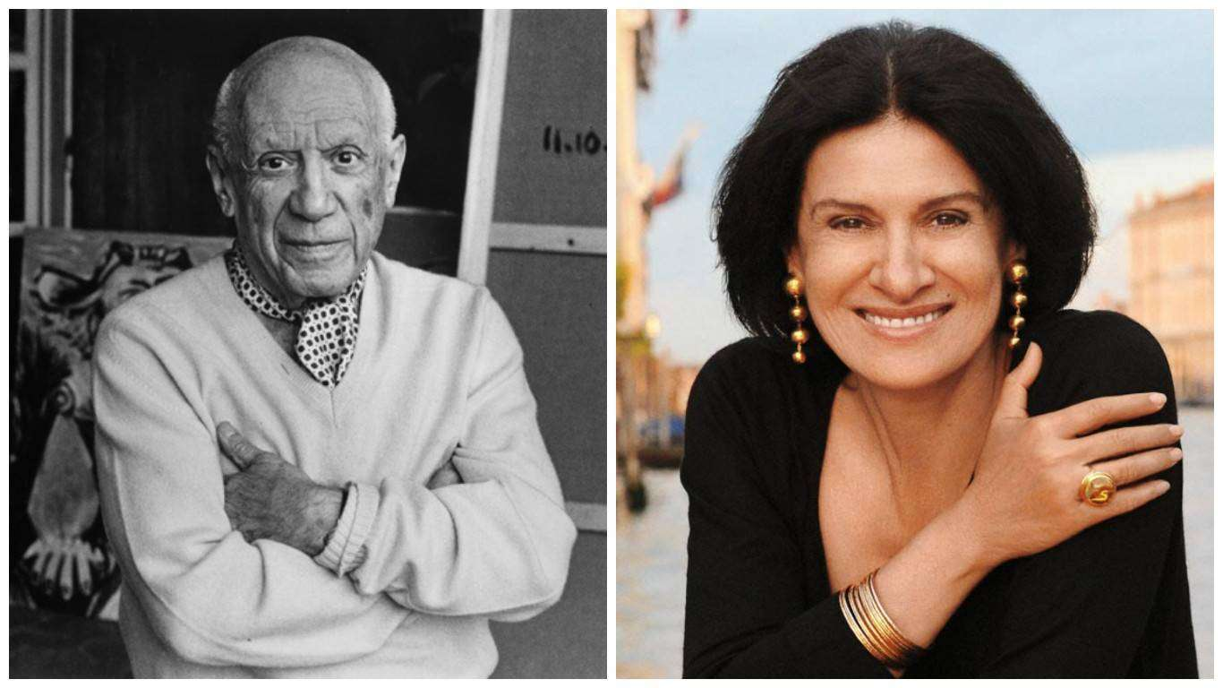 Палома Пикассо — знаменитый дизайнер ювелирных украшений Tiffany & Co