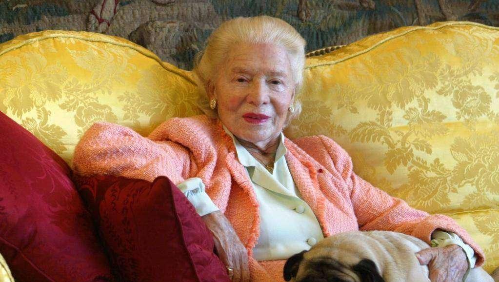 Кармен де Томмазо — самый старый дизайнер в мире, основательница ДМ Carven
