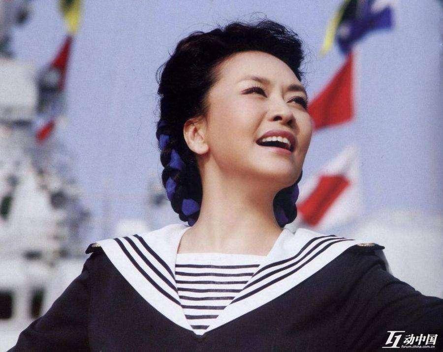 Пэн Лиюань — первая леди Китая, биография, икона стиля