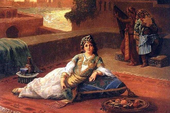 Роксолана — самая влиятельная женщина Востока XVI века
