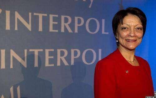 Мирей Балестрази — первая женщина глава Интерпола