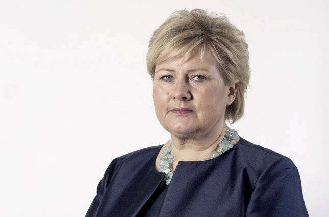 Эрна Солберг — премьер-министр Норвегии, биография, политическая карьера