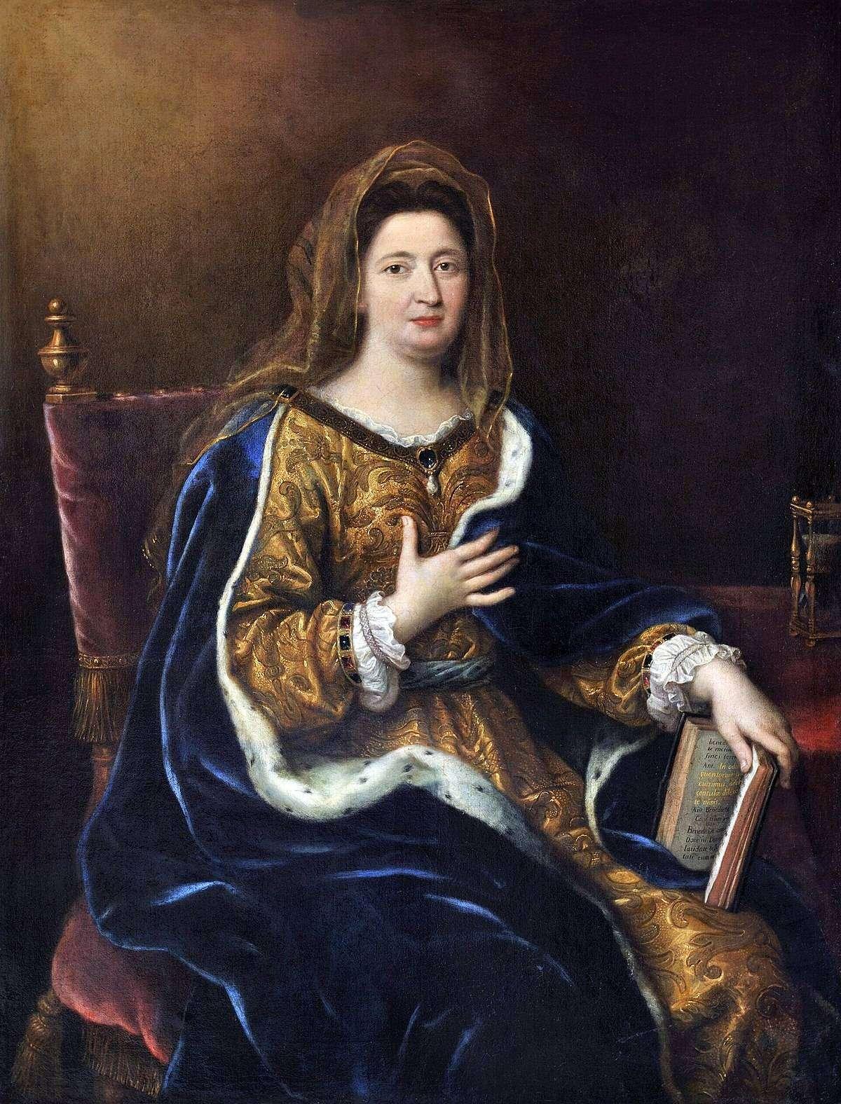 Франсуаза д'Обинье, маркиза де Ментенон — последняя любовь Короля-Солнце
