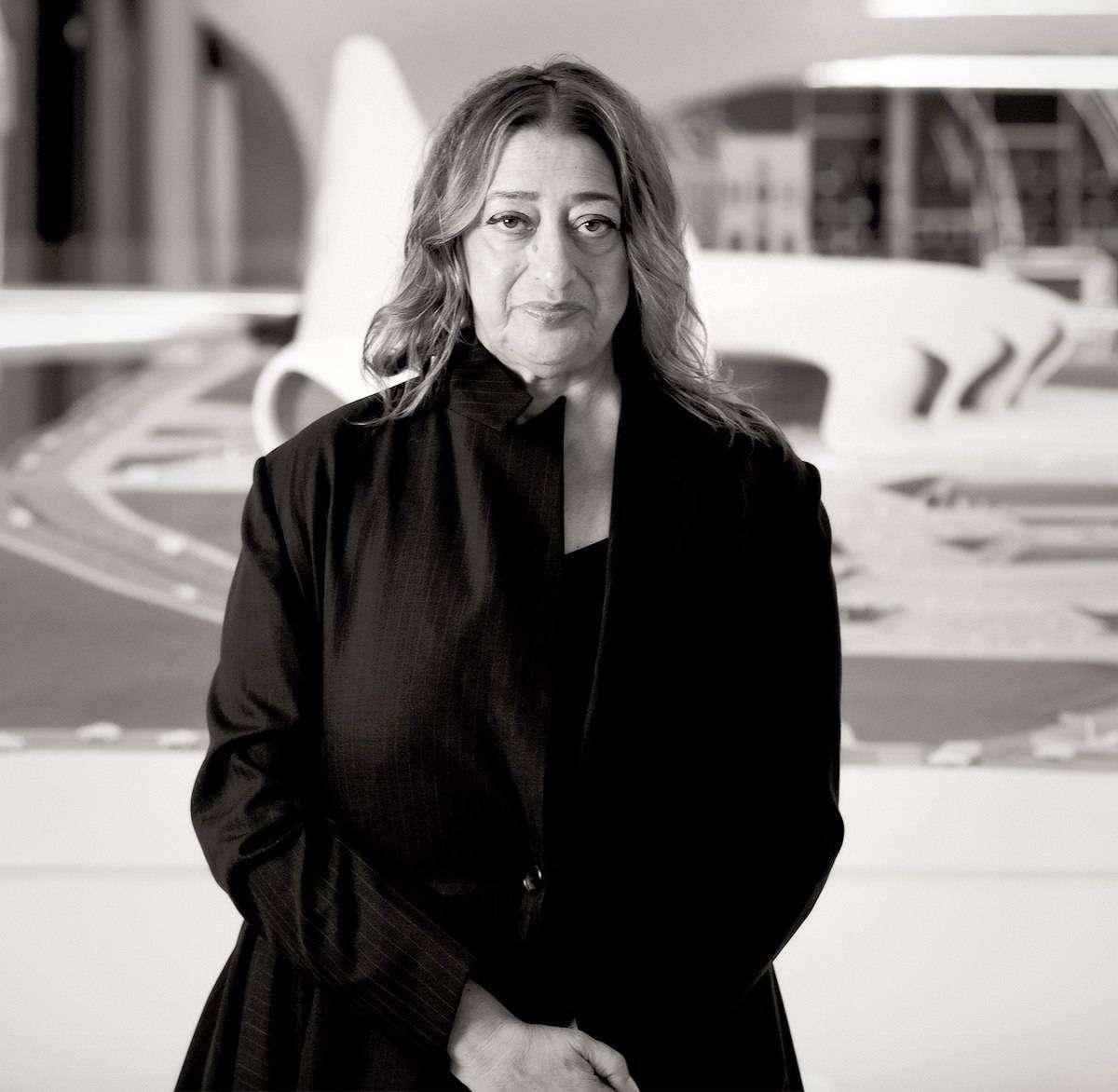 Заха Хадид — самая известная женщина-архитектор мира
