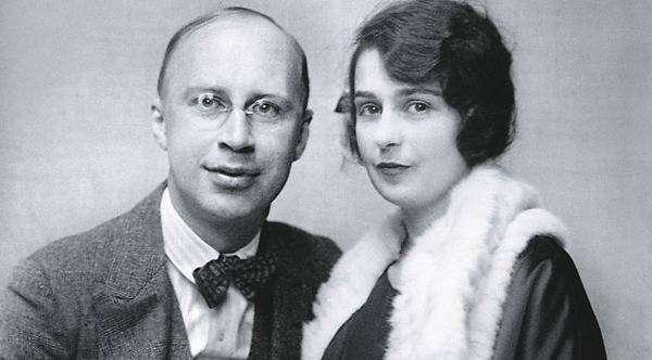 Лина Любера — жена композитора Прокофьева — 20 лет легерей за любовь