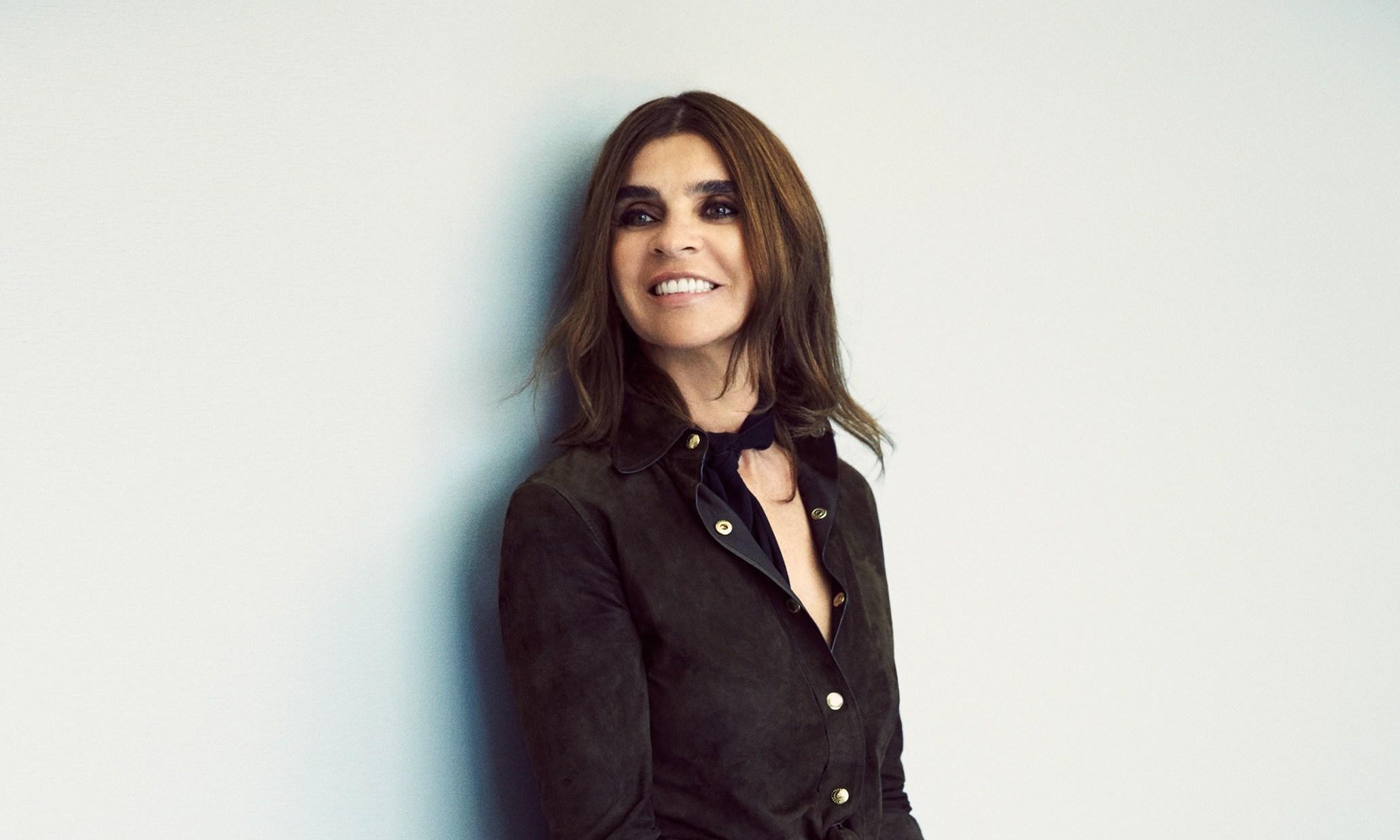 Карин Ройтфельд — экс-главный редактор Vogue. Эпоха провокаций