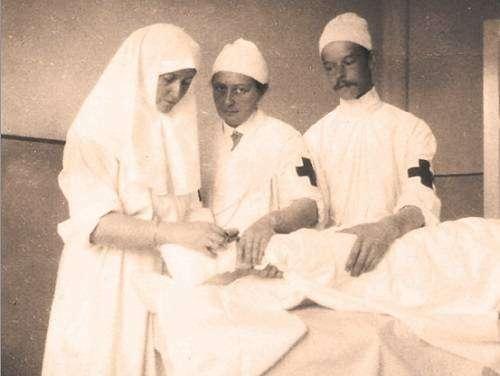 Вера Гедройц — одна из первых в России женщин-хирургов