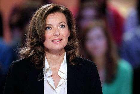 Валери Триервейлер: первая леди Франции с 2012 года, биография