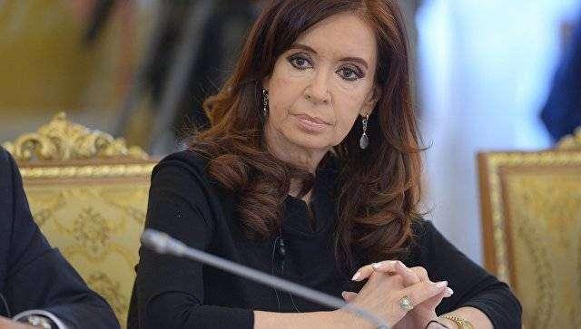 Кристина Киршнер — биография президента Аргентины