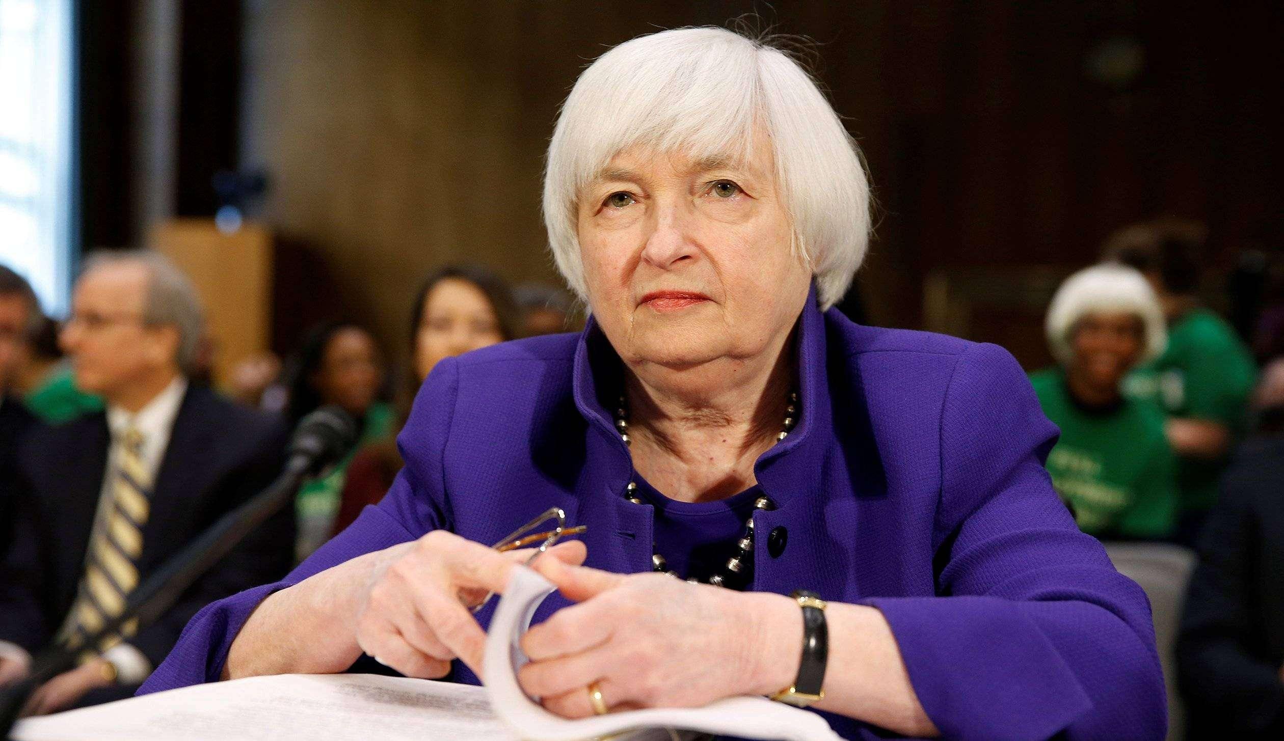 Джанет Йеллен — глава ФРС. Йеллен, Лагард, Меркель — «три женщины, которые будут держать рынки»