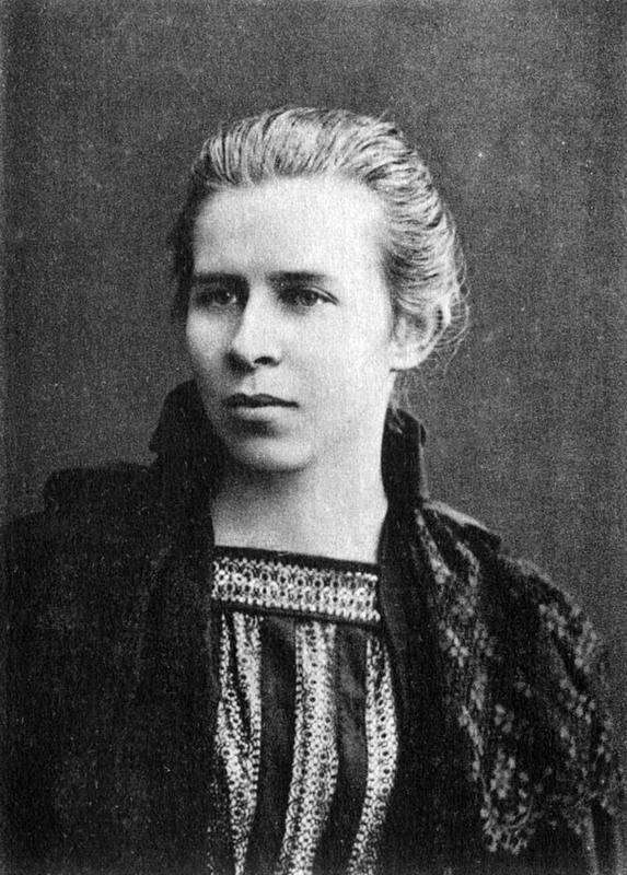 Леся Украинка — биография украинской писательницы