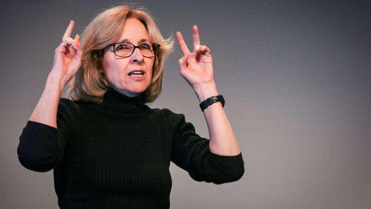 Хелен Фишер — Доктор Любовь вычислила идеальных партнеров