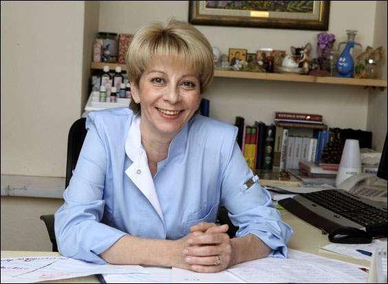 Елизавета Глинка (доктор Лиза) — та, кто борется со смертью