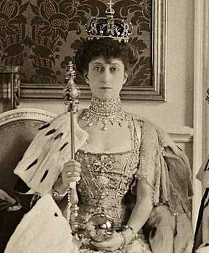 Мод — первая за 600 лет королева Норвегии как самостоятельного государства