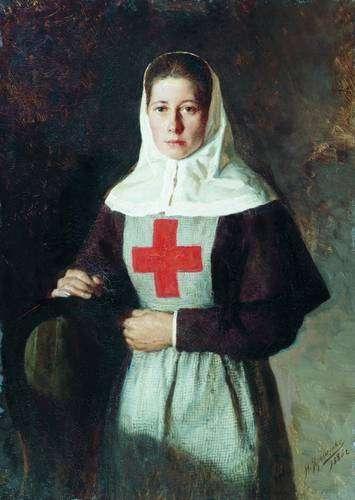 Даша Севастопольская — одна из первых сестер милосердия