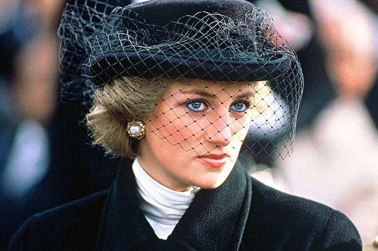 Диана, принцесса Уэльская — королева людских сердец, биография