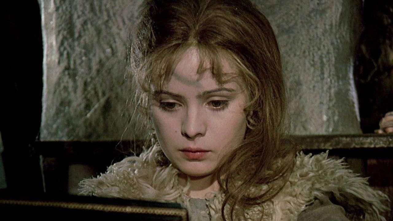 Либуше Шафранкова – актриса из сказки «Три орешка для Золушки»