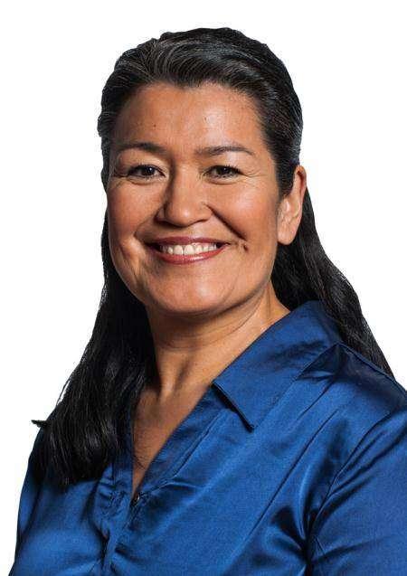 Алека Хаммонд — первая женщина премьер-министр Гренландии