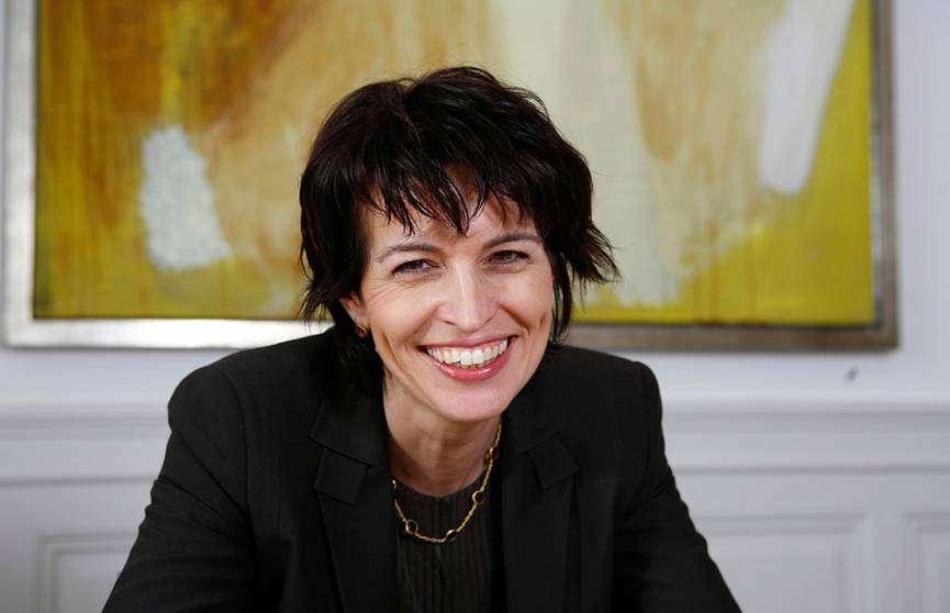 Дорис Лойтхард — в 2016 году вице-президент Швейцарии