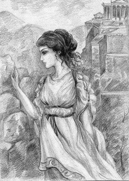 Гетера — самые независимые женщины Древней Греции
