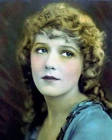 Мэри Пикфорд — самая знаменитая актриса немого кино