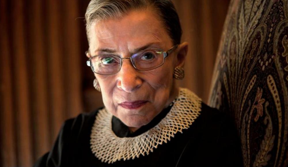 Рут Бейдер Гинзбург — биография судьи Верховного суда США