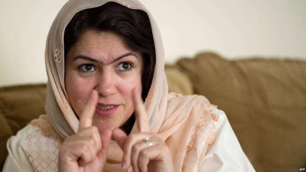 Фаузия Куфи — женщина-кандидат в президенты Афганистана