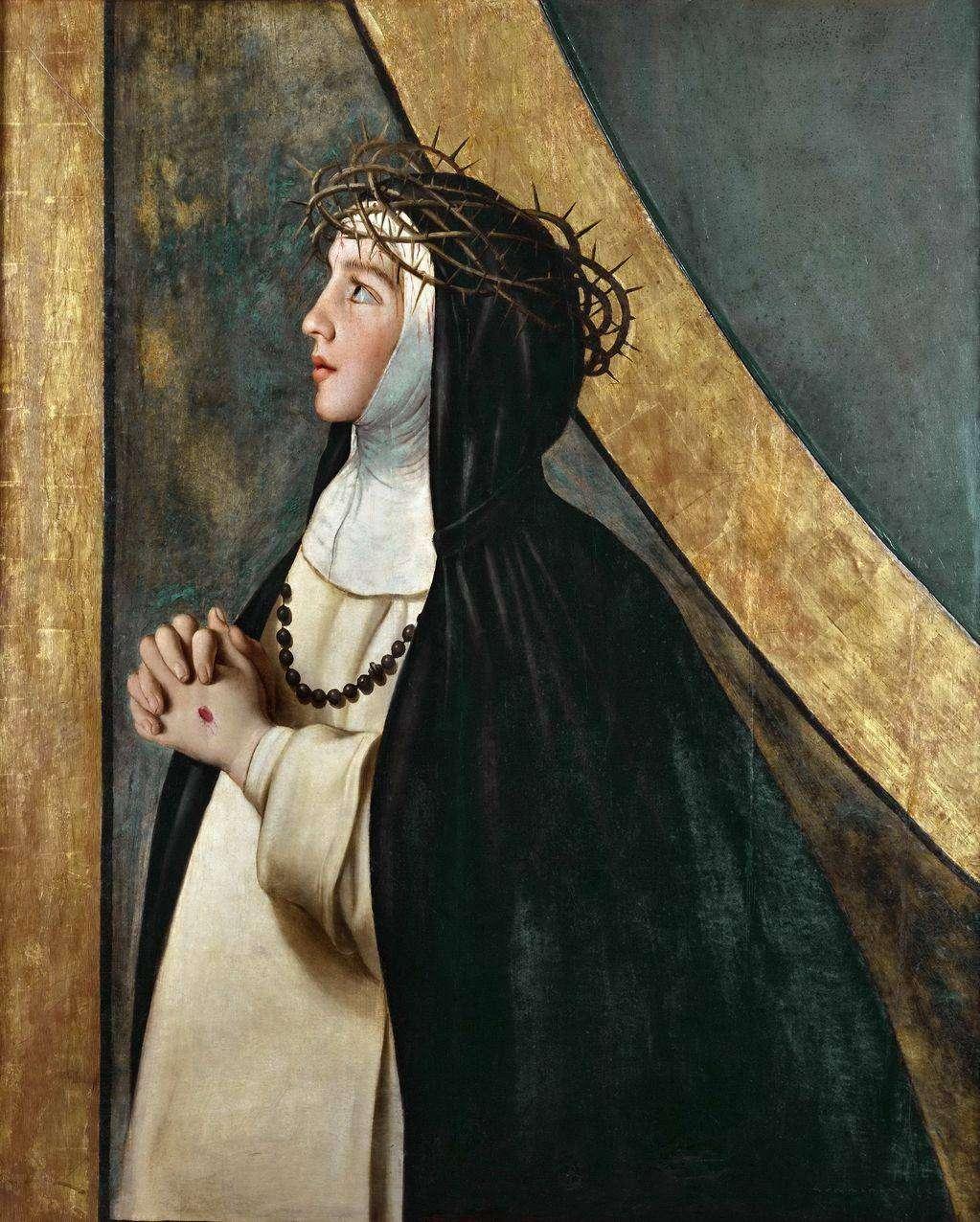 Екатерина Сиенская — святая, советница пап и наставница монархов