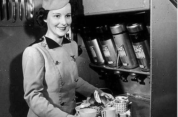 Эллен Чёрч — первая в мире стюардесса мечтала стать пилотом