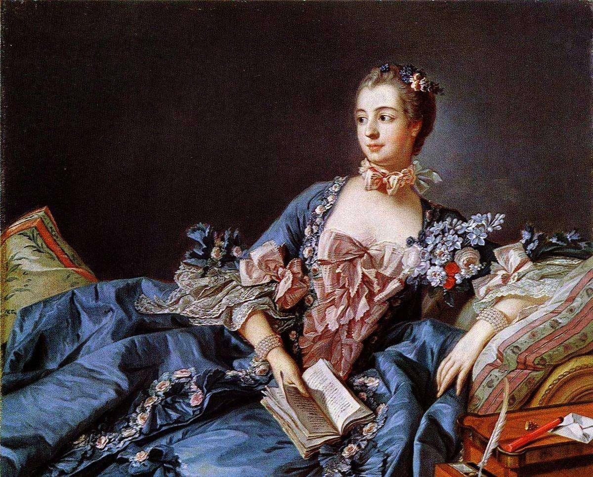 Маркиза де Помпадур — как добиться взаимности желанного мужчины?