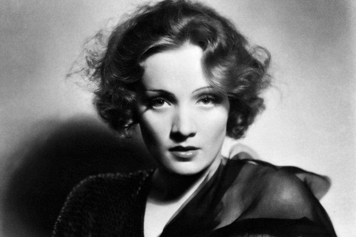 Марлен Дитрих — биография, «знойная женщина со стальным позвоночником»