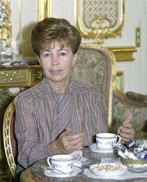 Раиса Горбачёва — Леди Достоинство