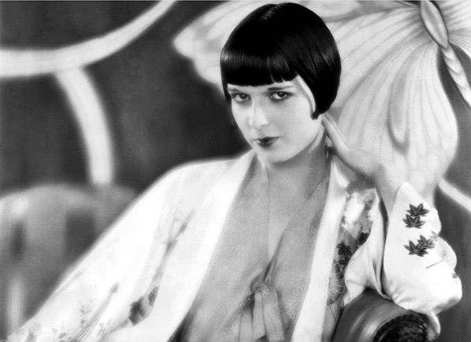 Луиза Брукс — американская актриса ввела в моду «каре»